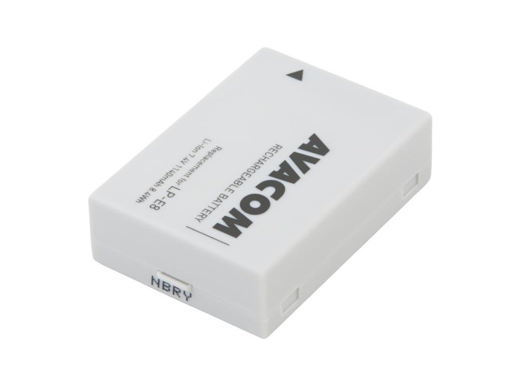 Canon LP-E8 Li-Ion 7.4V 1140mAh 8.4Wh