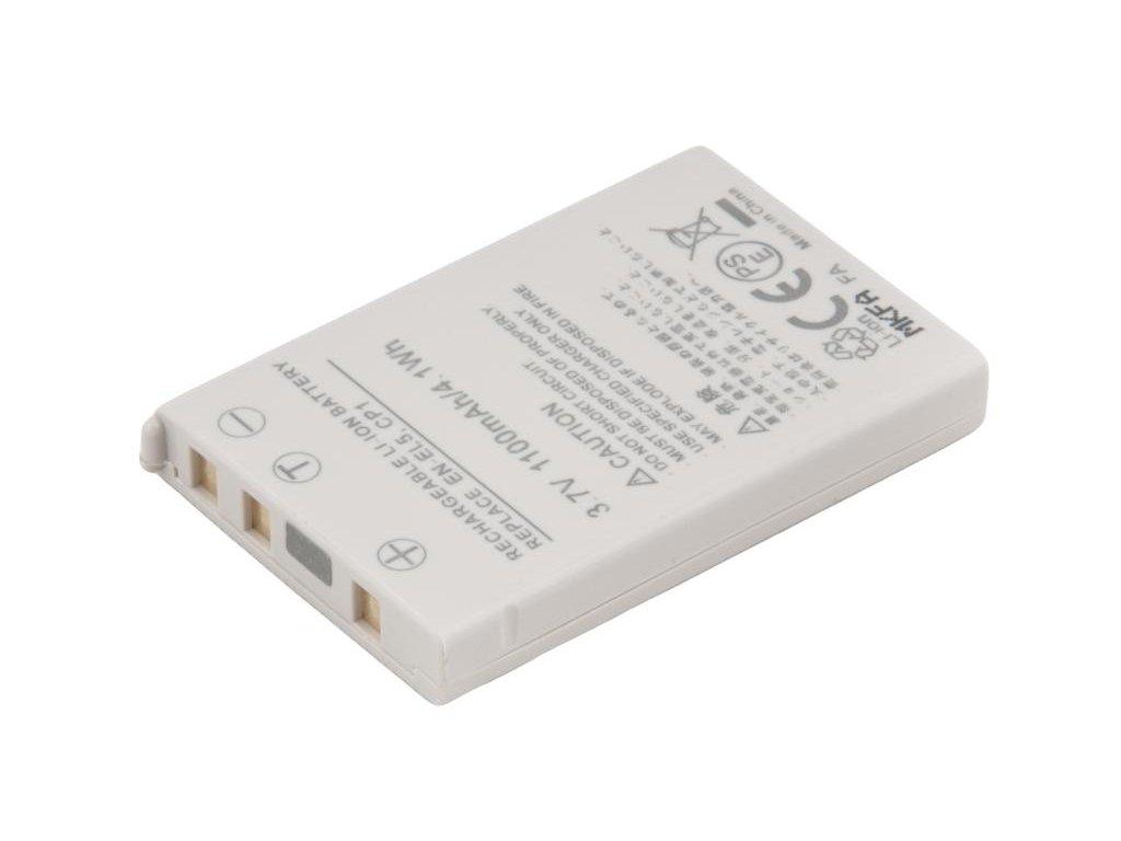 Nikon EN-EL5, CP1 Li-Ion 3.7V 1100mAh 4.1Wh