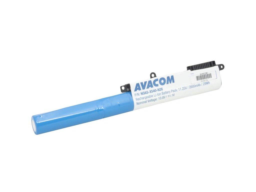 Asus X540 Li-Ion 11,25V 2600mAh 29Wh