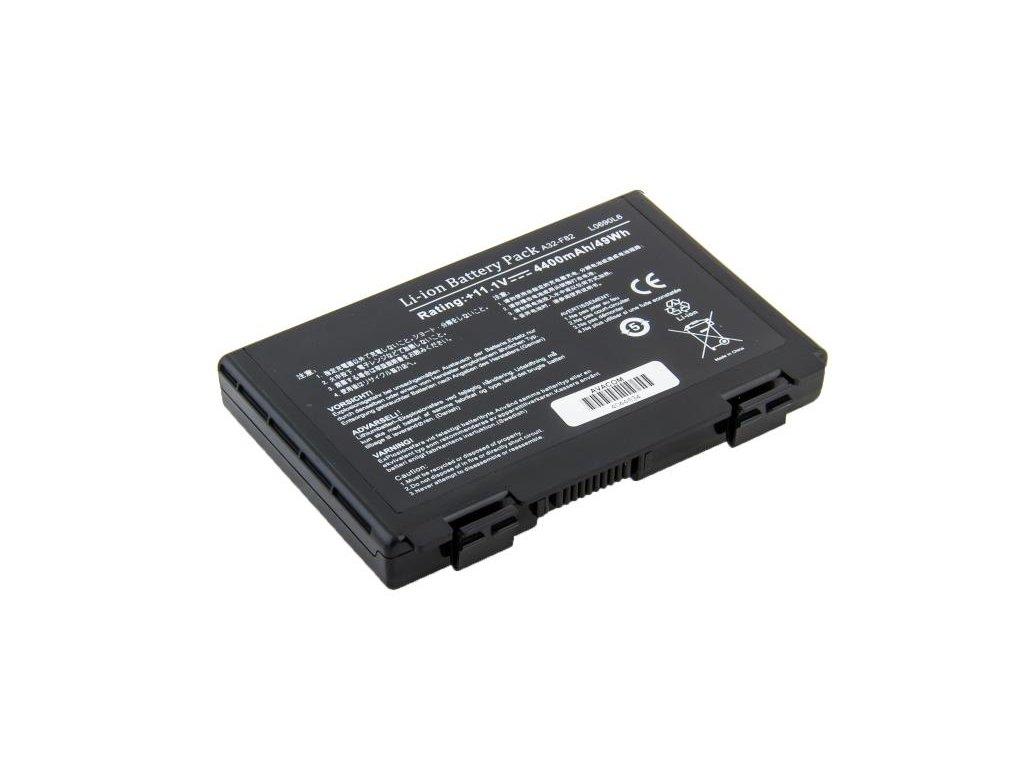 Asus K40/K50/K70 Li-Ion 10,8V 4400mAh