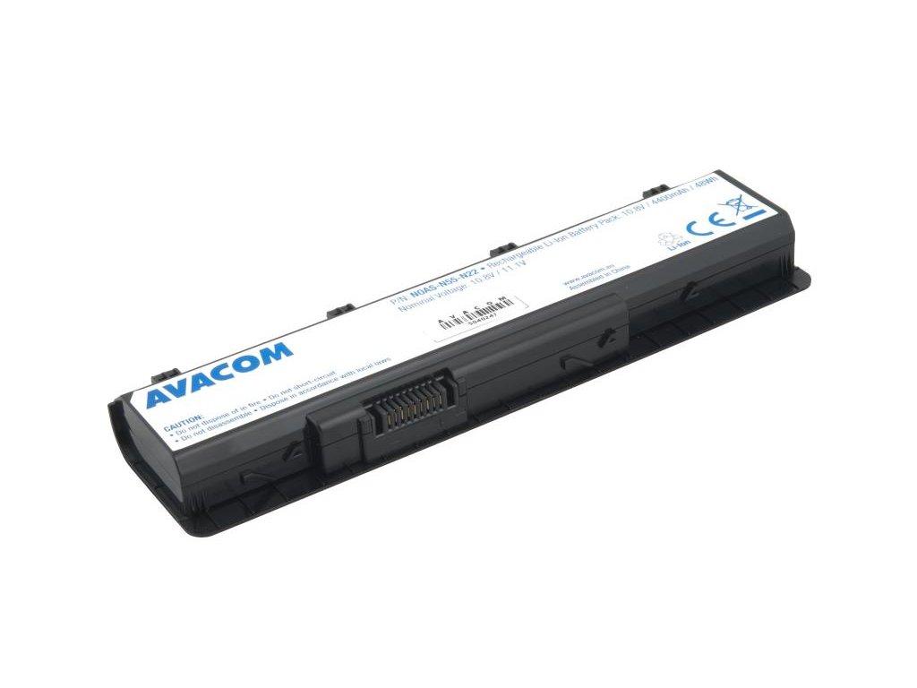 Asus N55, N45, N75 series Li-Ion 10,8V 4400mAh