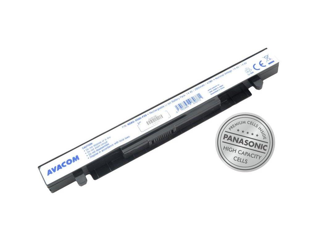 Asus X550, K550,  Li-Ion 14,4V 2900mAh