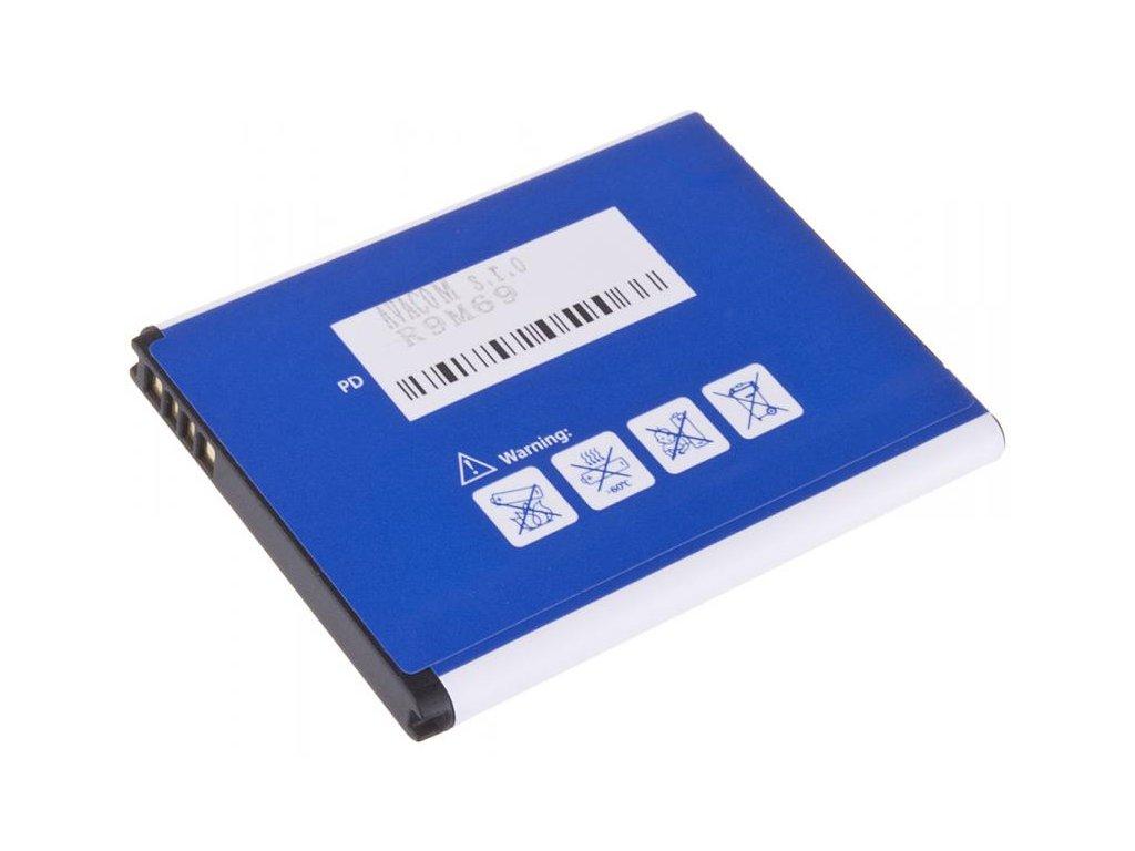 Baterie do mobilu HTC Desire 500  Li-Ion 3,7V 1800mAh (náhrada BM60100)