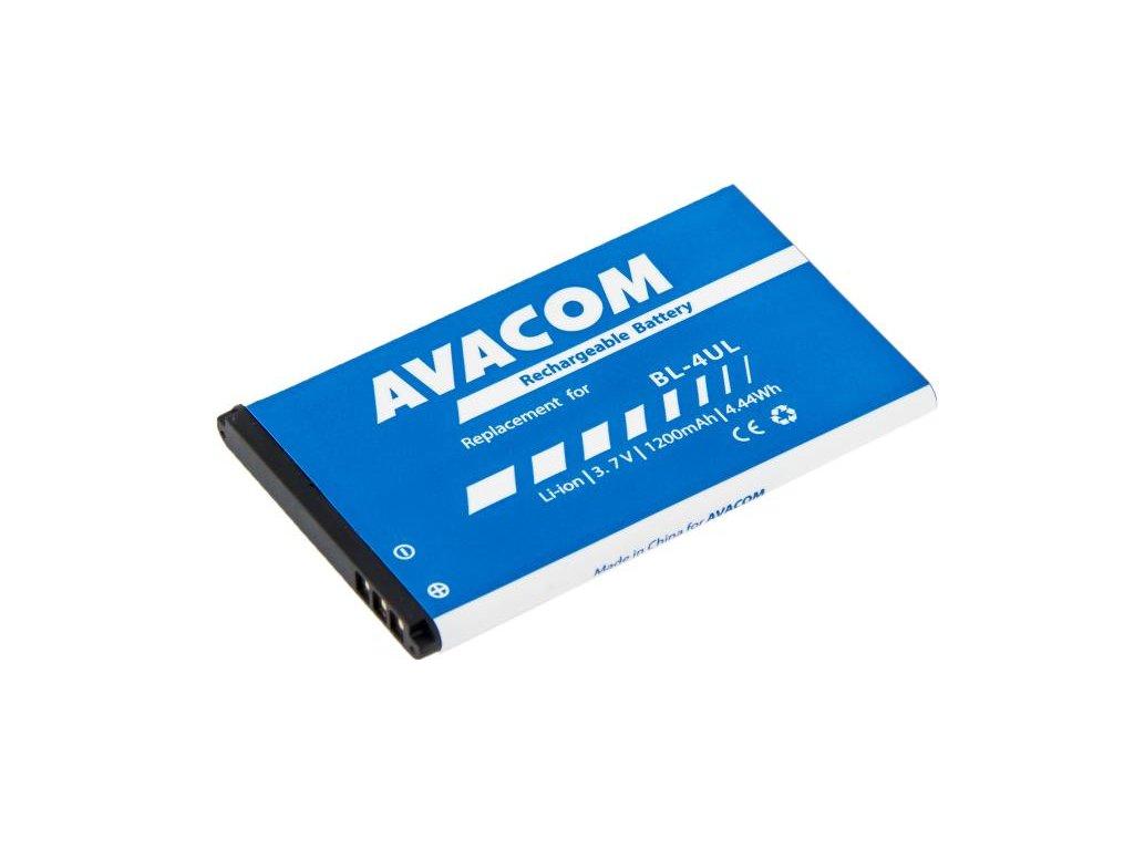 Baterie do mobilu Nokia 225 Li-Ion 3,7V 1200mAh (náhrada BL-4UL)