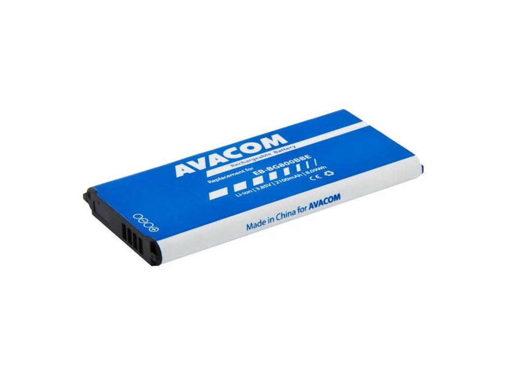 Baterie do mobilu Samsung Galaxy S5 mini Li-Ion 3,85V 2100mAh, (náhrada EB-BG800BBE)