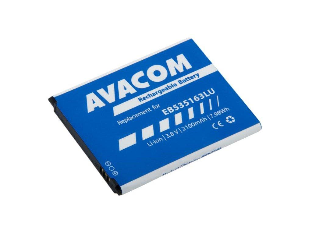 Baterie do mobilu Samsung Grand Neo Li-Ion 3,8V 2100mAh, (náhrada EB535163LU)