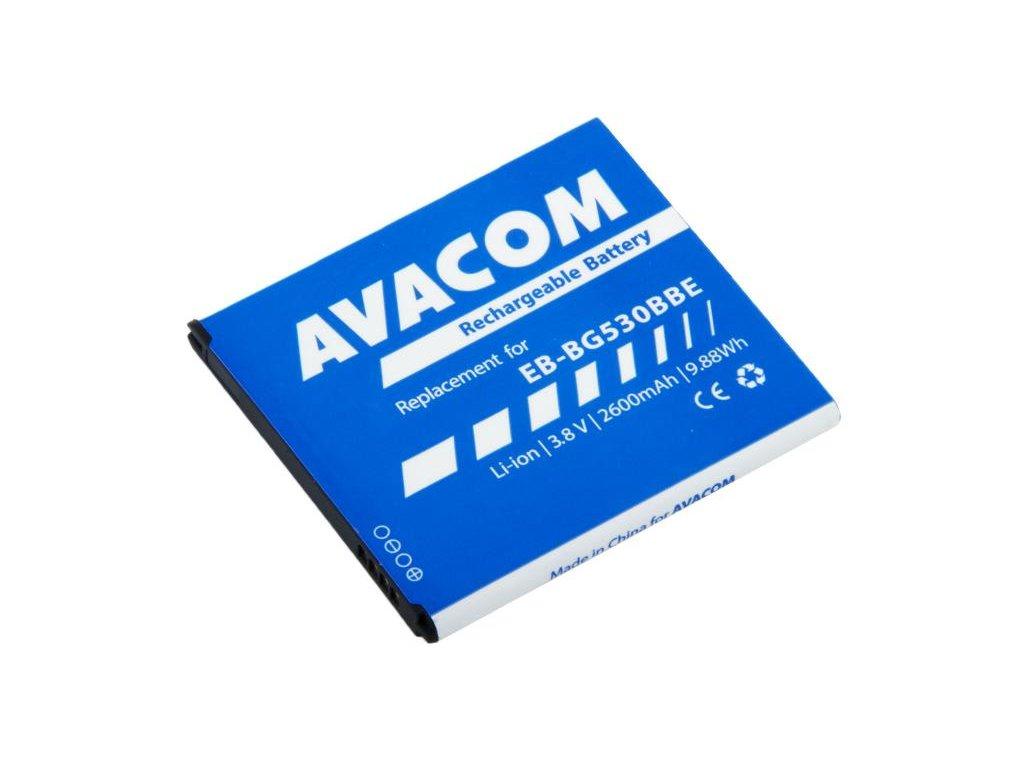 Baterie do mobilu Samsung G530 Grand Prime Li-Ion 3,8V 2600mAh (náhrada EB-BG530BBE)