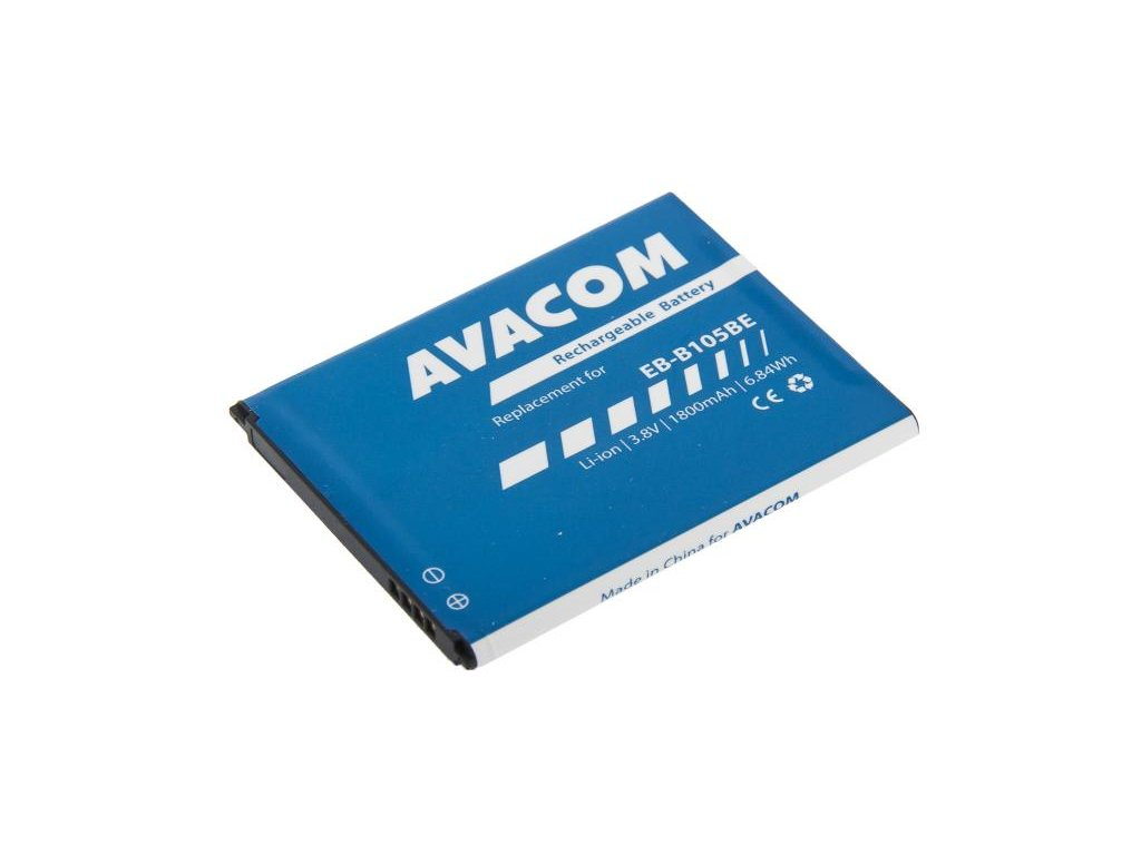 Baterie do mobilu Samsung S7275 Galaxy Ace3 LTE Li-Ion 3,7V 1800mAh (náhrada EB-B105BE)