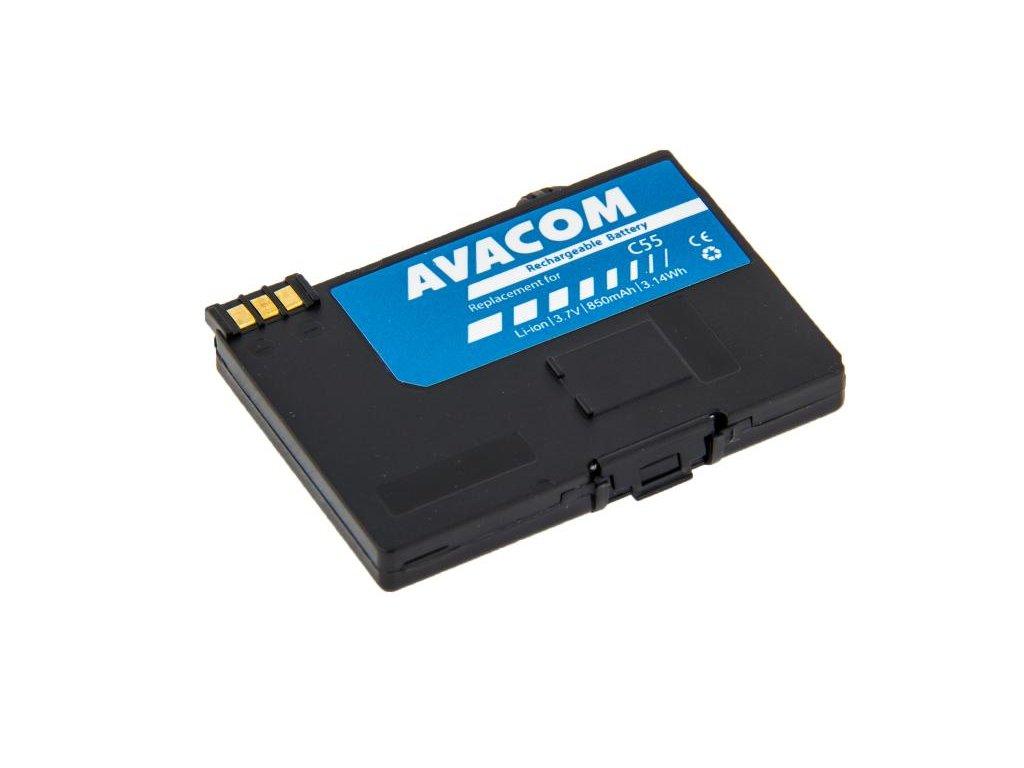 Baterie do mobilu Siemens C55, S55 Li-Ion 3,6V 850mAh (náhrada EBA-510)