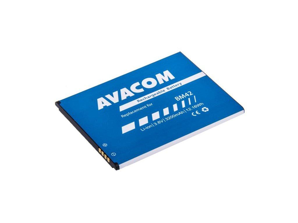 Baterie do mobilu Xiaomi Redmi Note Li-Ion 3,8V 3200mAh (náhrada BM42)
