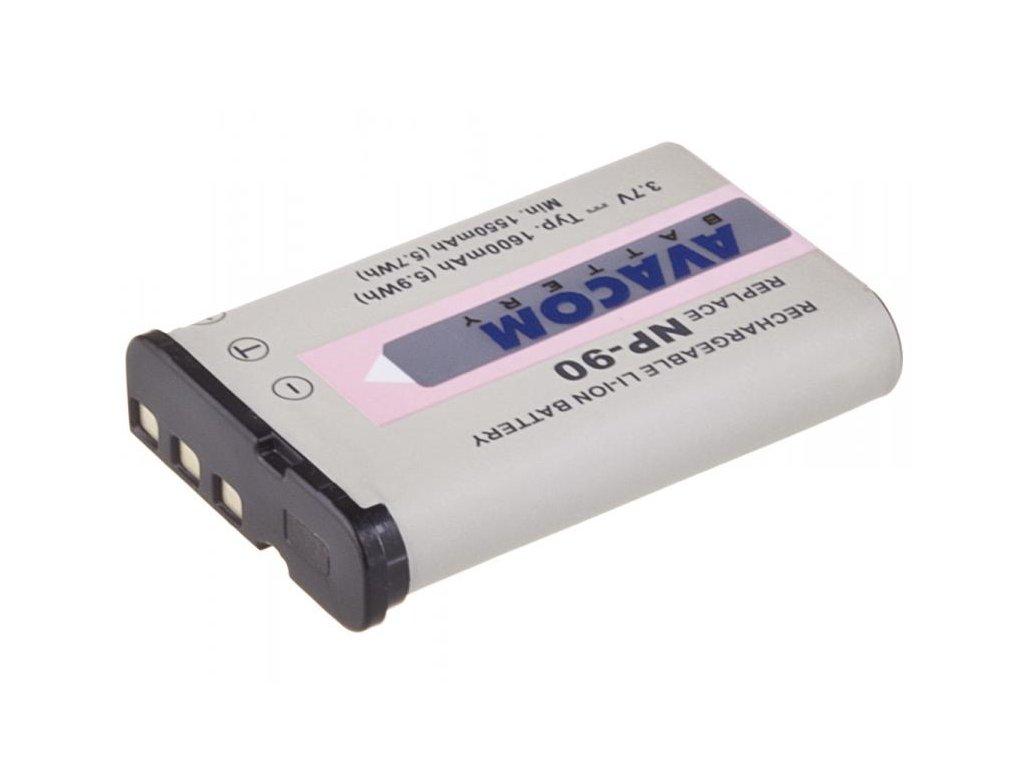 Casio NP-90 Li-Ion 3.7V 1600mAh 5.9Wh