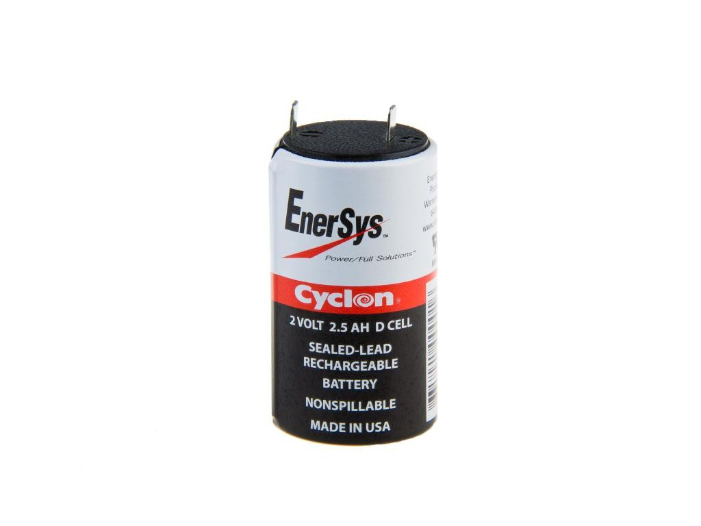 CYCLON baterie 2V 2,5Ah F1 (0810-0004)