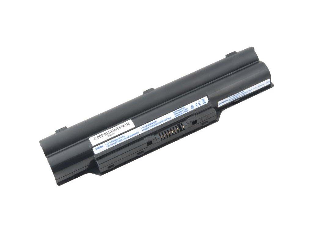 Fujitsu Siemens Lifebook E8310, S7110 Li-Ion 10,8V 5200mAh/56Wh