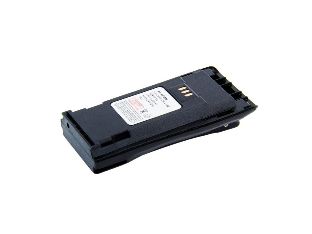 Motorola CP040, CP140, CP150, CP250 Ni-MH 7.4V 1500mAh