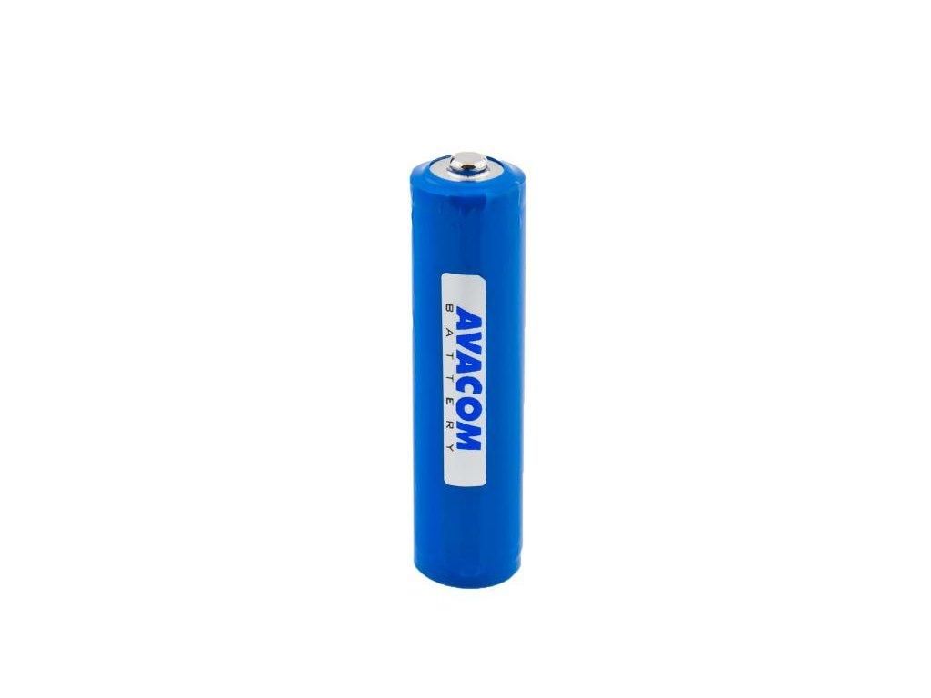 Nabíjecí baterie 18650 Samsung 2600mAh 3,6V Li-Ion - s elektronickou ochranou, vhodné pro svítilny