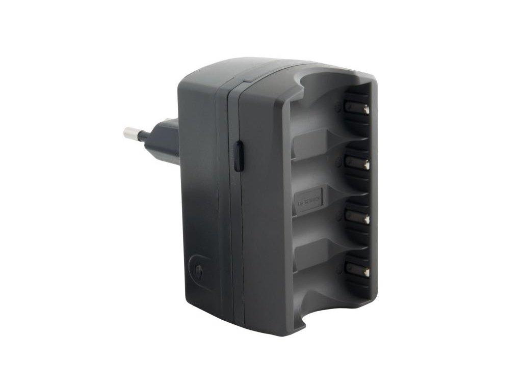 Nabíjecí čtyřkanálová souprava ACFRB pro nabíjení Li-Fe baterií CR123