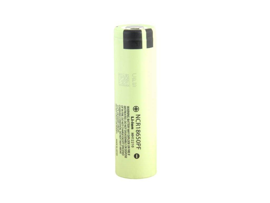 Nabíjecí průmyslová baterie 18650 Panasonic 2900mAh 3,7V Li-Ion - vhodné pro elektrokola
