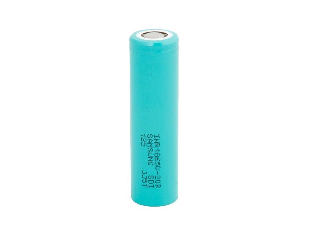 Nabíjecí průmyslová baterie 18650 Samsung 2000mAh 3,7V Li-Ion
