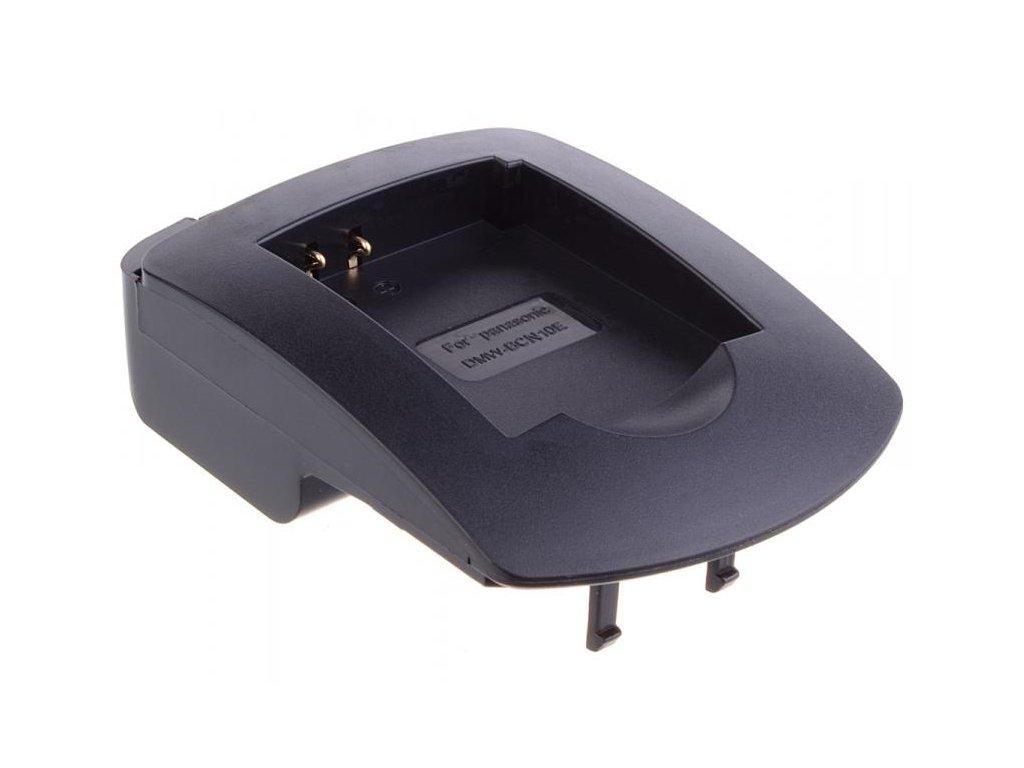Redukce pro Panasonic DMW-BCN10, DMW-BCN10E k nabíječce AV-MP, AV-MP-BLN - AVP378