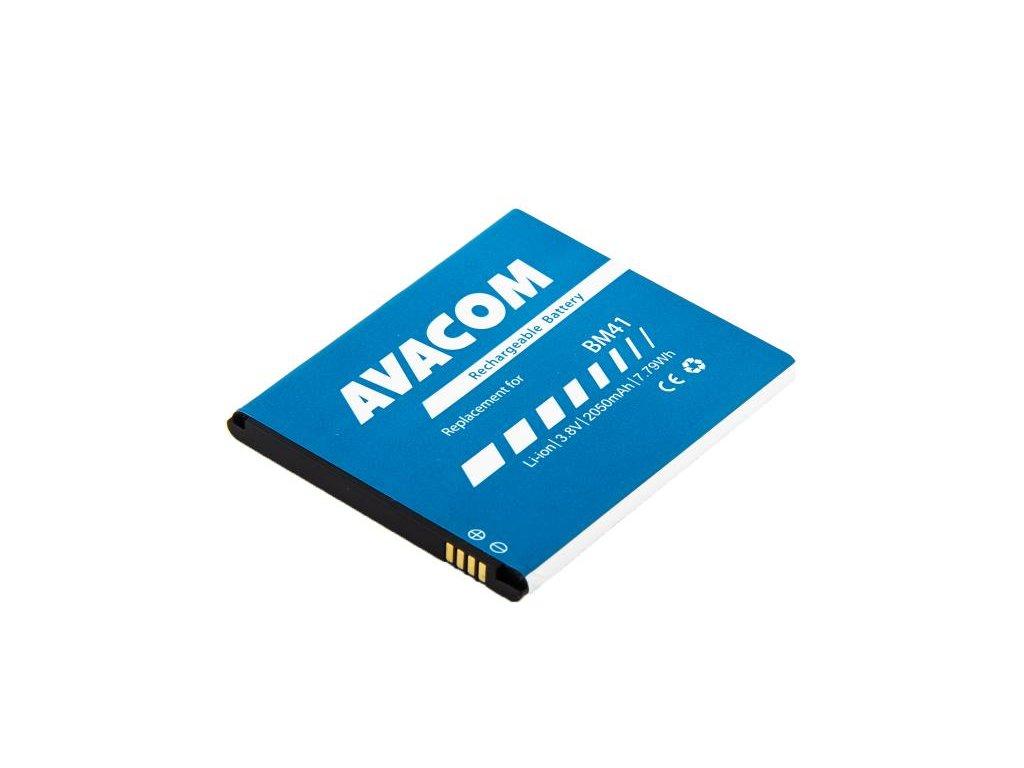 Baterie do mobilu Xiaomi Redmi 1S Li-Ion 3,8V 2050mAh (náhrada BM41)