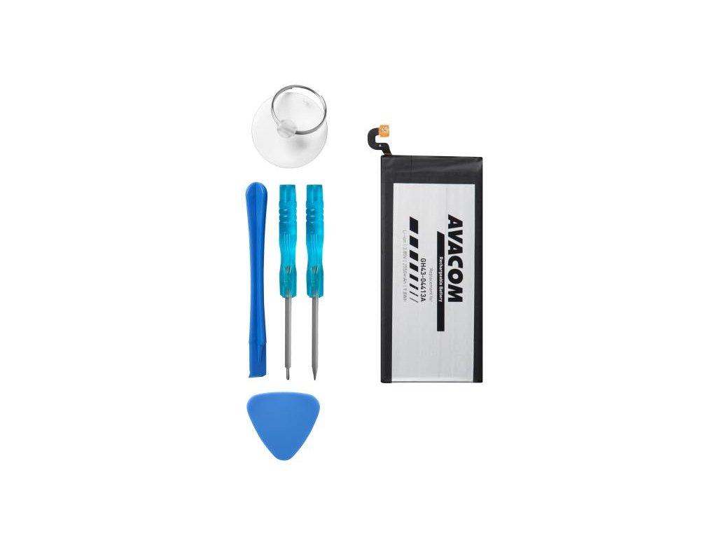 Baterie pro Samsung Galaxy S6, Li-Ion 3,85V 2550mAh (náhrada GH43-04413A)