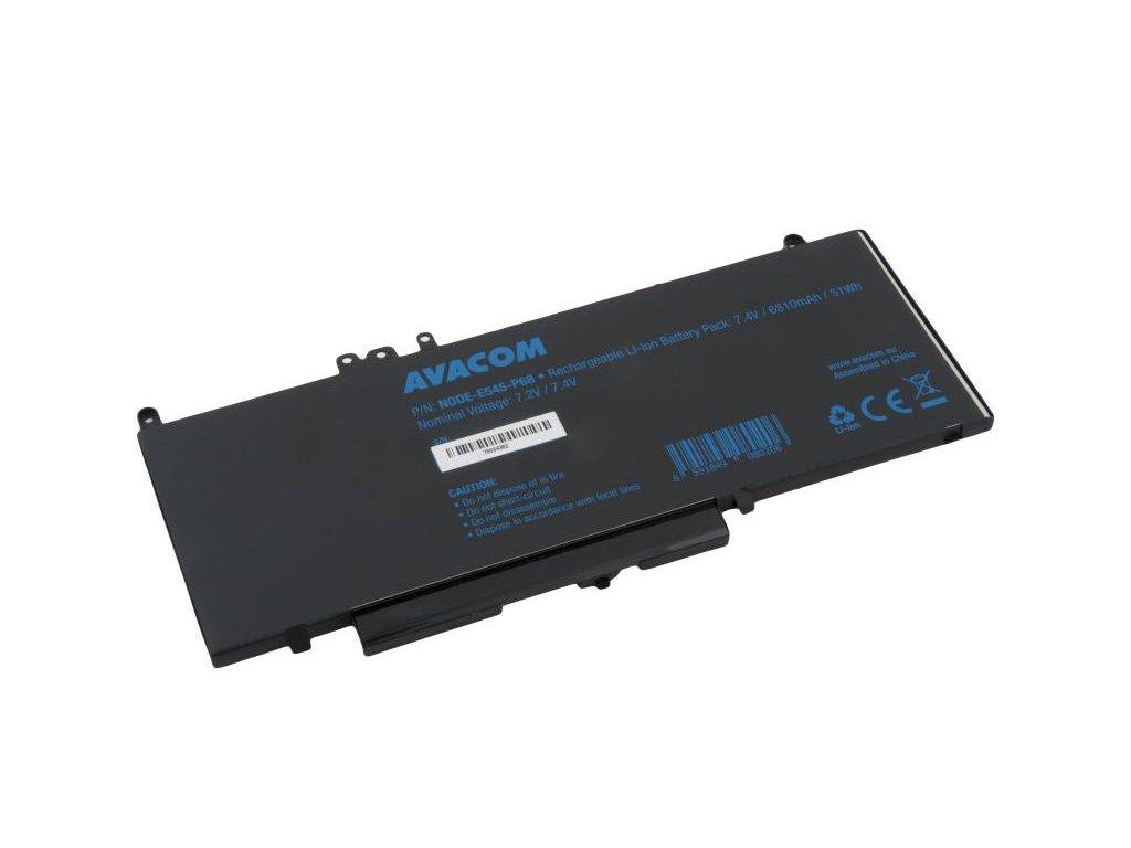 Dell Latitude E5450 Li-Pol 7,4V 6810mAh 51Wh