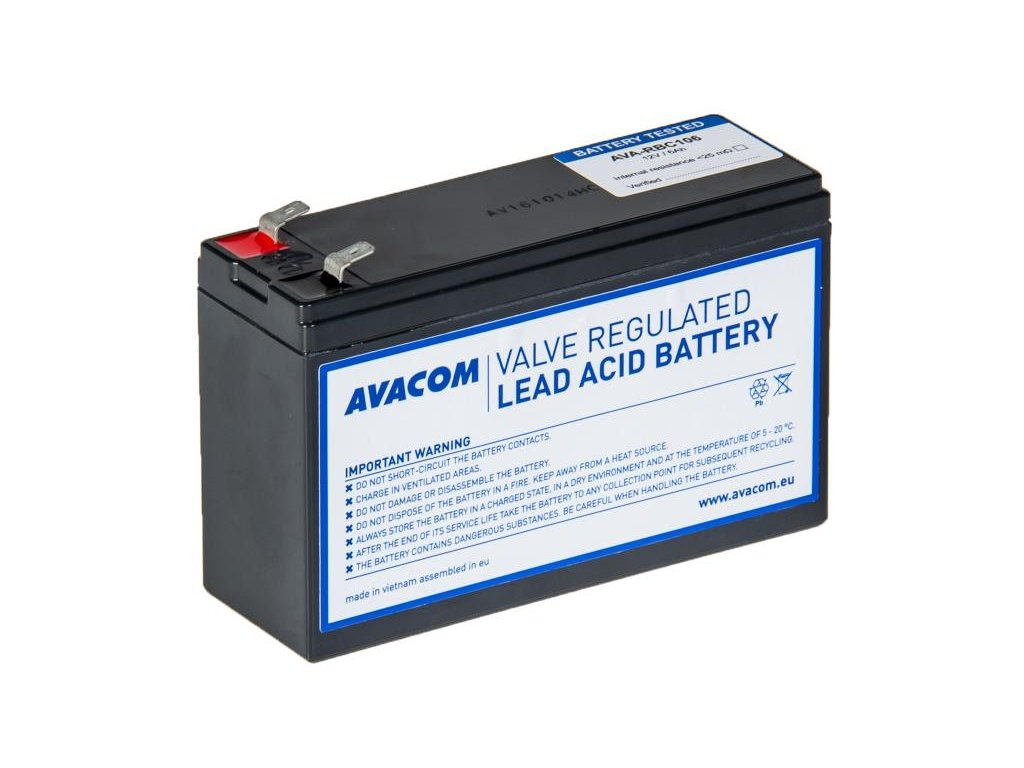 AVACOM RBC106 - baterie pro UPS