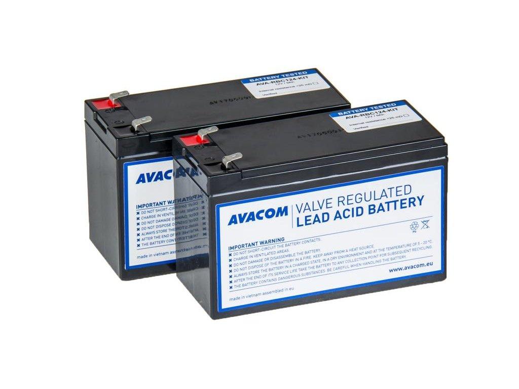 AVACOM RBC124 - kit pro renovaci baterie (2ks baterií)