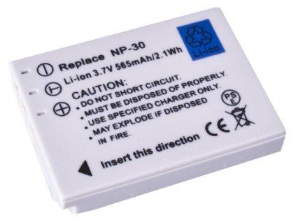Fujifilm NP-30 Li-Ion 3.7V 565mAh 2.1Wh