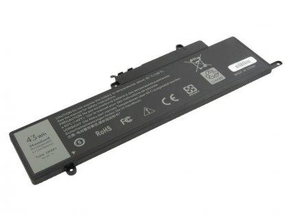 Dell Inspiron 11 3147, 13 7347  Li-Pol 11,1V 3900mAh 43Wh