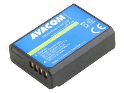 Canon LP-E10 Li-Ion 7.4V 1020mAh 7.5Wh