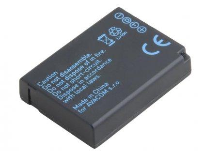 Panasonic DMW-BCG10 Li-ion 3.6V 890mAh 2.9Wh