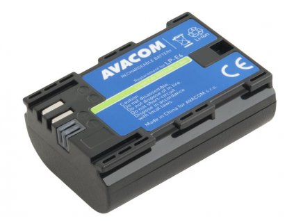 Canon LP-E6 Li-Ion 7.4V 2000mAh 14.8Wh