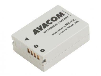 Canon NB-10L Li-Ion 7.4V 950mAh 7Wh
