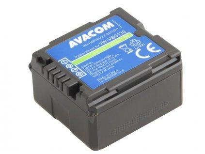 Panasonic VW-VBG130, DMW-BLA13 Li-Ion 7.2V 1100mAh 7.9Wh