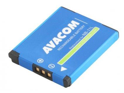Canon NB-11L, NB-11LH Li-Ion 3.7V 600mAh 2.2Wh NEW