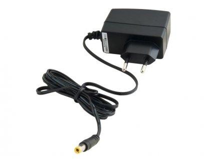 Napájecí adaptér univerzální 6V 1A 6W konektor 5,5mm x 2,1mm