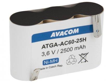 Baterie pro nůžky na plot Gardena typ ACCU 60  Ni-MH 3,6V 2500mAh