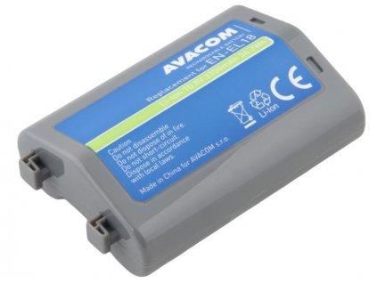 Nikon EN-EL18 Li-Ion 10.8V 3350mAh 36.2Wh