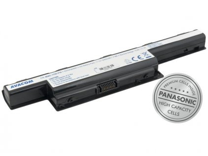 Acer Aspire 7750/5750, TravelMate 7740 Li-Ion 11,1V 6400mAh 71Wh
