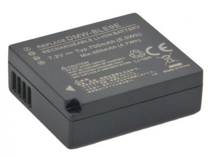 Panasonic DMW-BLE9, BLG-10 Li-Ion 7.2V 700mAh 5Wh