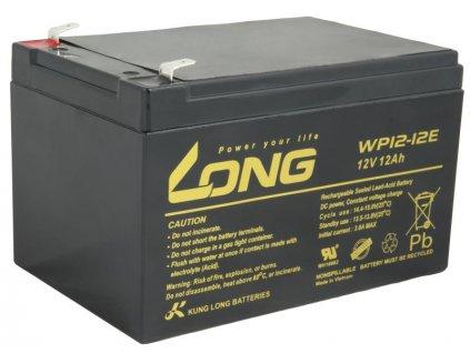 LONG baterie 12V 12Ah F2 DeepCycle (WP12-12E)
