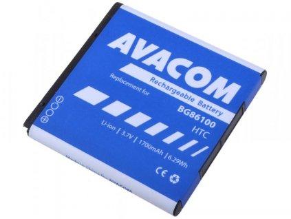 Baterie do mobilu HTC G14 Sensation Li-Ion 3,7V 1700mAh (náhrada BG86100)