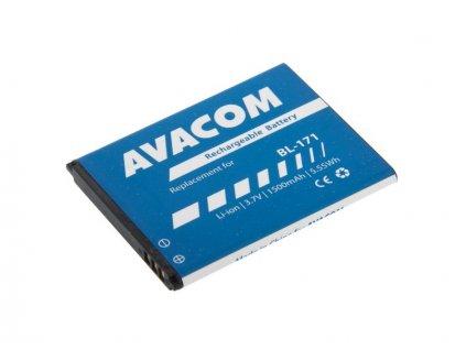 Baterie do mobilu Lenovo A356 Li-Ion 3,7V 1500mAh (náhrada BL171)