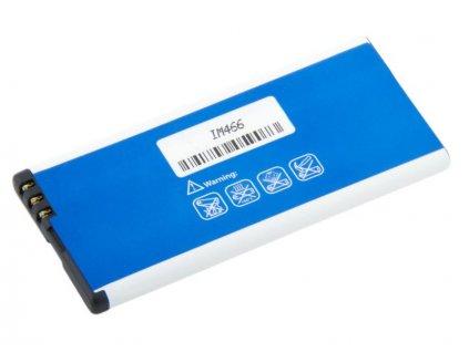 Baterie do mobilu Nokia Lumia 820, Li-Ion 3,7V 1650mAh (náhrada BP-5T)