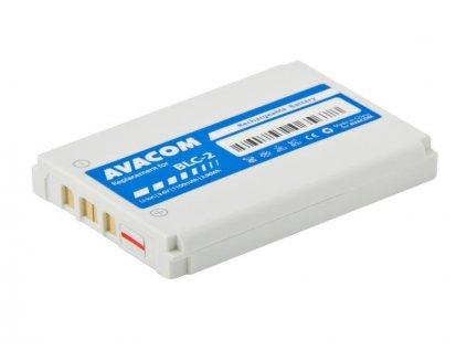 Baterie do mobilu Nokia 3410, 3310, 3510 Li-Ion 3,6V 1100mAh (náhrada BLC-2)