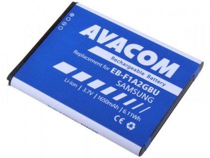 Baterie do mobilu Samsung i9100 Li-Ion 3,7V 1650mAh (náhrada EB-F1A2GBU)