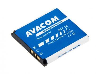 Baterie do mobilu Sony Ericsson S510i, K770  Li-Ion 3,6V 930mAh (náhrada BST-38)