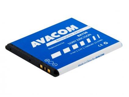 Baterie do mobilu Sony Ericsson Xperia Arc, Xperia Arc S  Li-Ion 3,7V 1500mAh (náhrada BA750)