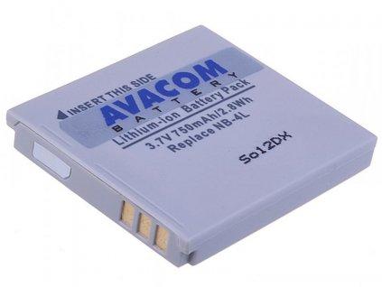 Canon NB-4L Li-Ion 3.7V 750mAh 2.8Wh